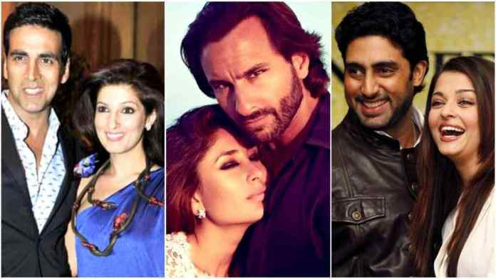 age differences in bollywood
