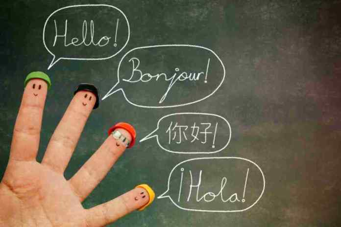 learn, language, new, hand