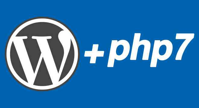 PHP 7 with WordPress