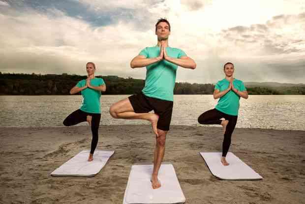 Surya Namaskar, Yoga Posture , Vrikshasan, Tree Pose