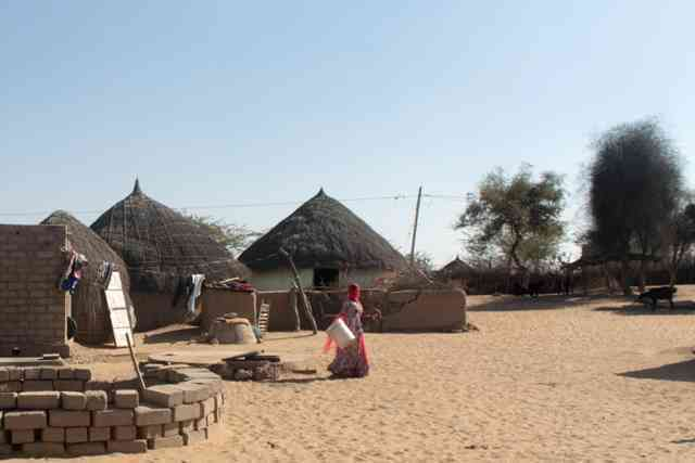 Thar villages
