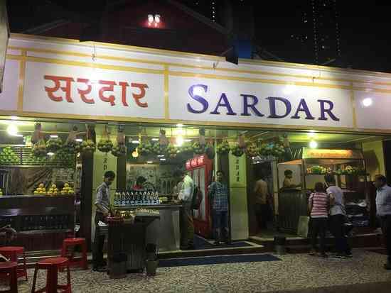 Sardar Pav bhaji