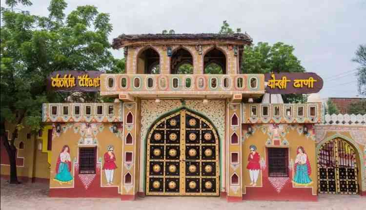 Chokhi Dhani,Vatika Jaipur