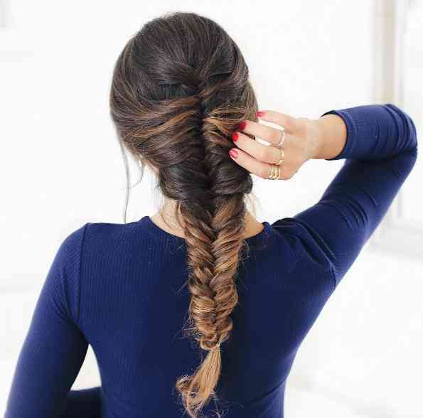Awesome Hairstyle for monsoon