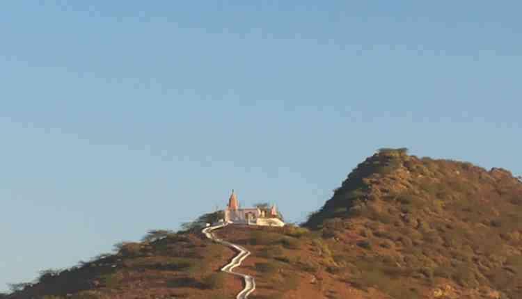 Gan Ganesh Temple,Brahampuri, Jaipur