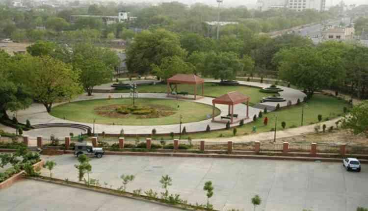Jawahar Circle Park,Malviya Nagar, Jaipur