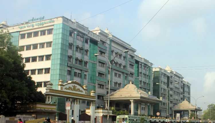 Rajiv Gandhi Government General Hospital, Chennai