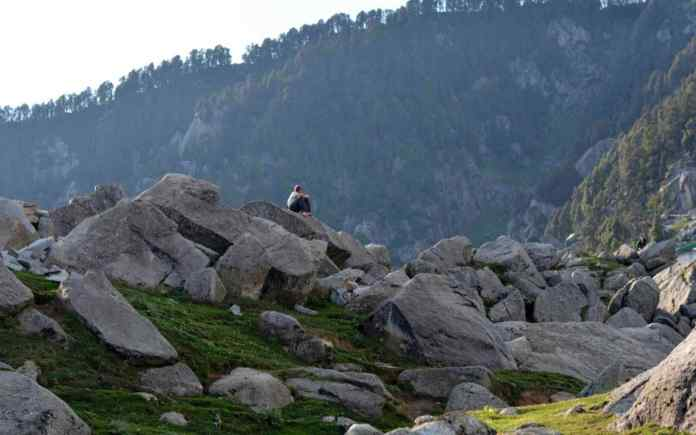 Hiking destinations in India