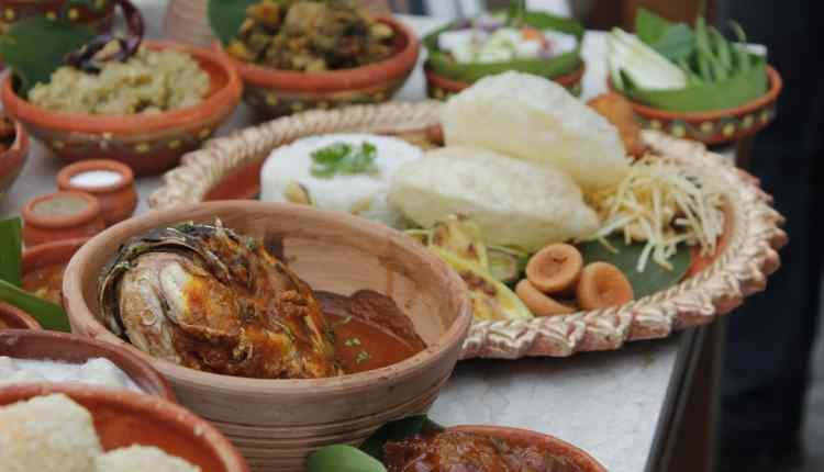 Durga Puja Foods
