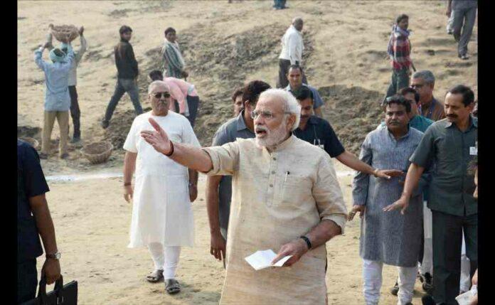 swachh bharat modi