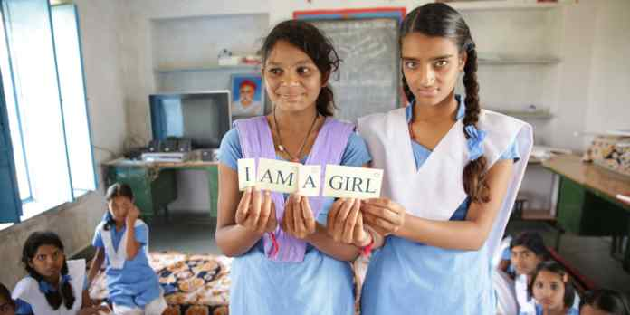 girl education in india