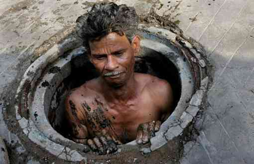 Sewage Cleaner, Indian