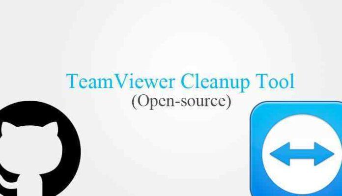teamviewer clean up tool