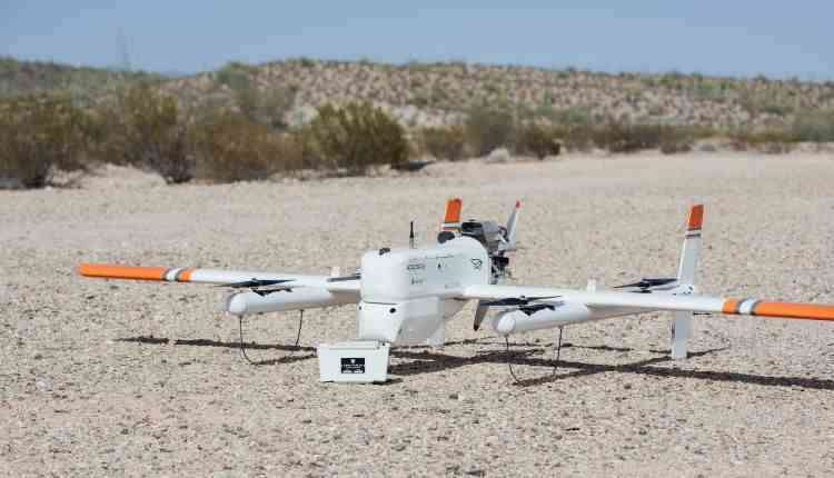 Drones based emergency medical facilities