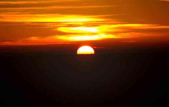 Netarhat Sunrise Point