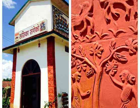 Amadubi, Panijiya rural tourism centre