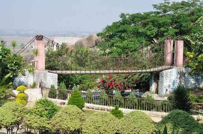 Rock garden, Ranchi