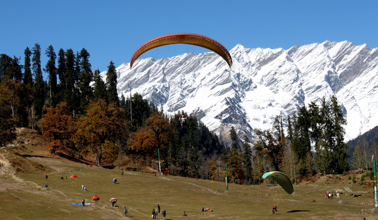 manali, best places of hiking