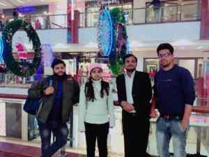 Isrg Rajan, Sahil, Sudhanhu, Punita