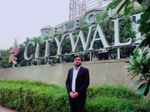 Isrg Rajan, Select City Walk