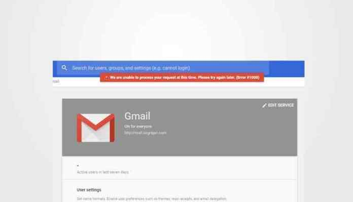 G Suite Gmail DKIM Error