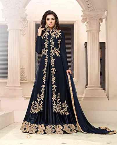 Girl in Indo Western Dresses