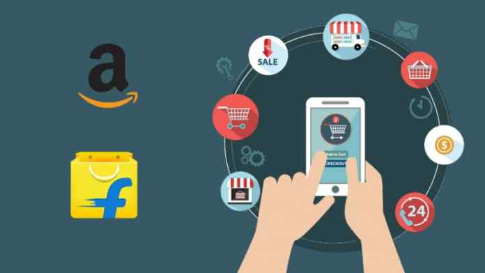Online offers amazon and flipkart