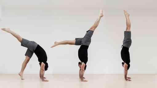 Splits, Somersault, Handstand