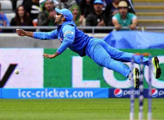 Dinesh Karthik catch