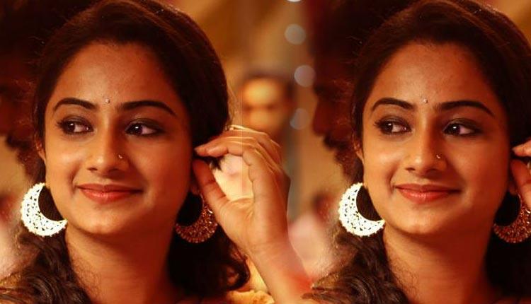Namitha Pramod, Nose Pin