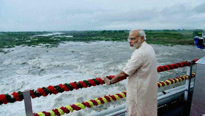 Narendra Modi Water Project