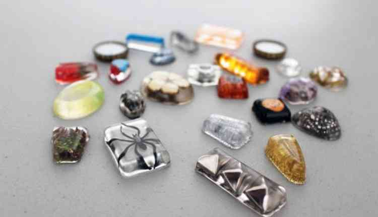 Resin Jewelries