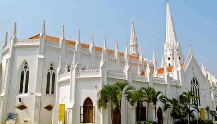 San Thome Basilica, Tamil Nadu