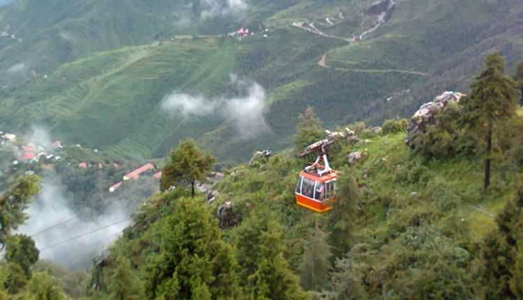 Mussoorie in Uttarakhand