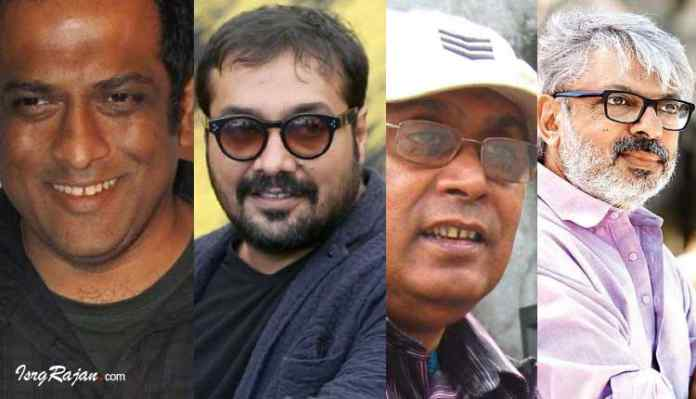 Popular and top Bollywood directors