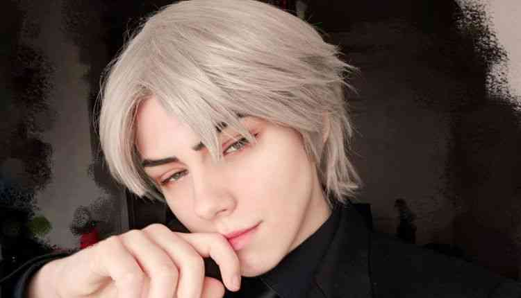 Silver Haired Devil