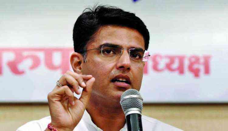 Sachin Pilot, Congress, NIC