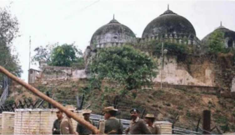 babri masjid, ayodhya