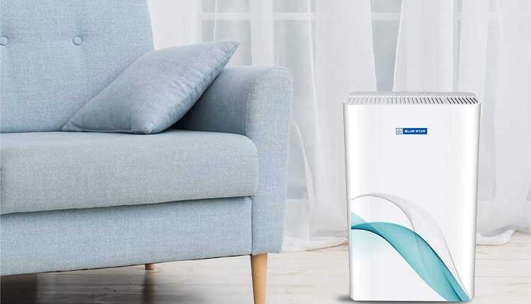 Blue Star Bs Ap300dai 444cmh 43 Watt Air Purifier