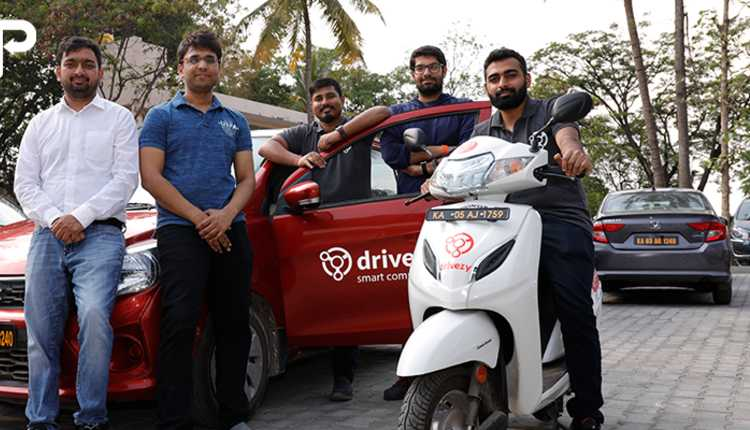 Drivezy, Self Driving, Car, Scooty, Cab