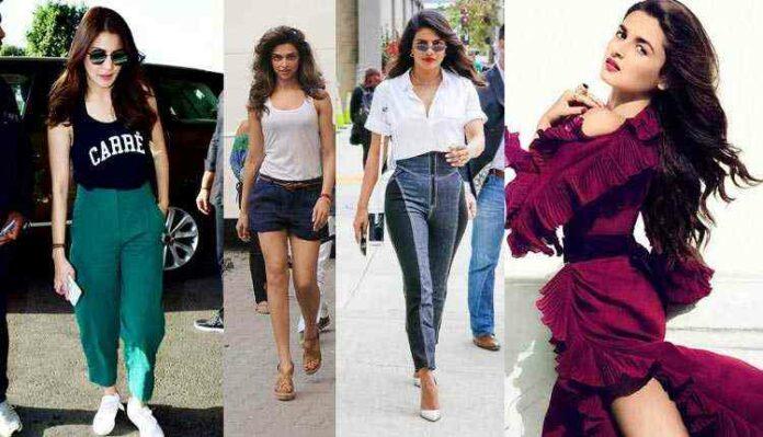 trending dresses for girls bollywood