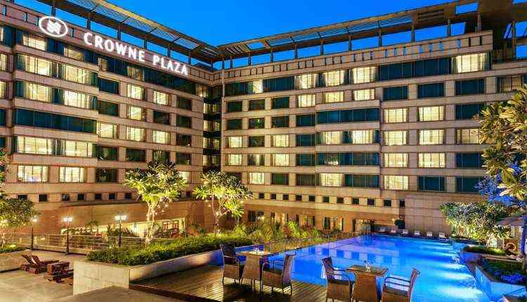 Crowne Plaza, Gurgaon, Gurugram