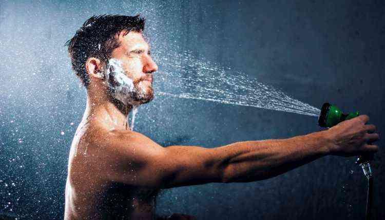 Facial Hair Wash