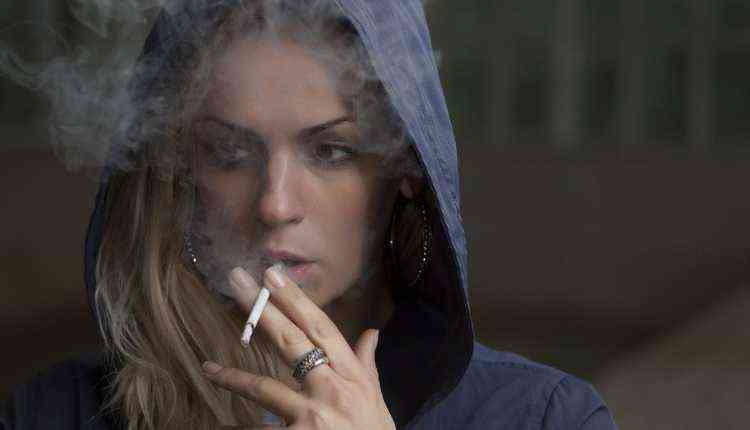 Get Rid Of Your Smoking Habits