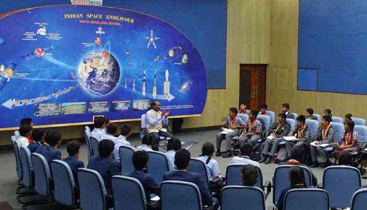 Isrgo Sws, Indian Space Endeavour