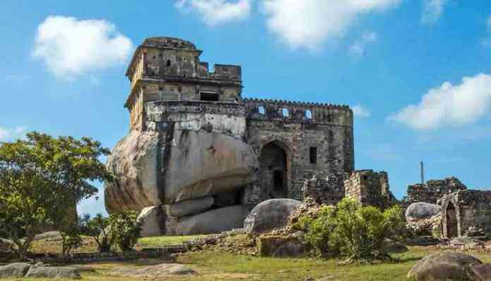 Jabalpur, Madan Mahal, Rani Durgavati Fort