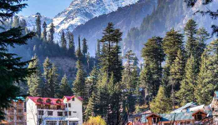 Manali, Mountains, Hotels