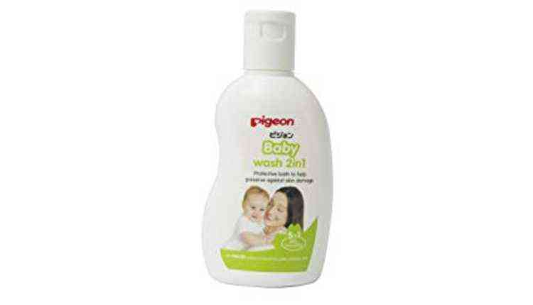 Pigeon 2 In 1 Sakura Baby Wash