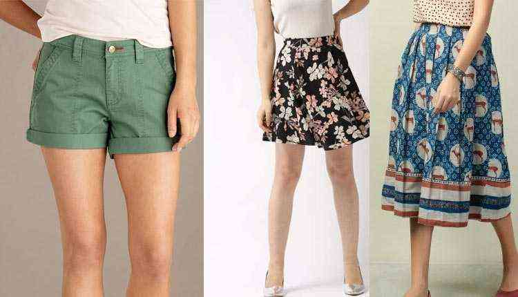 Skirts And Shorts