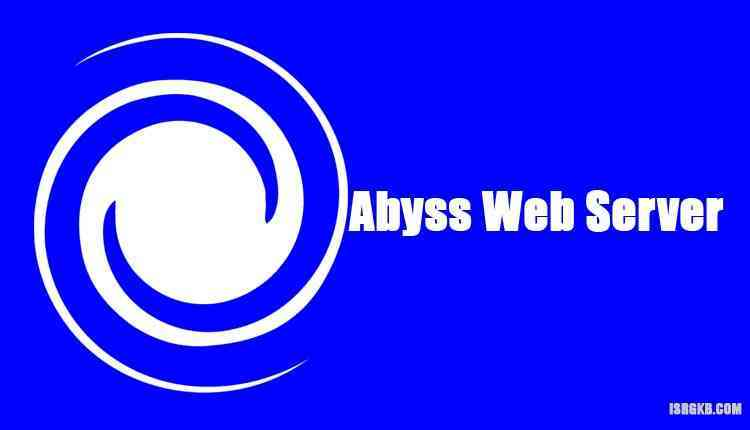 Abyss Web Server, Php